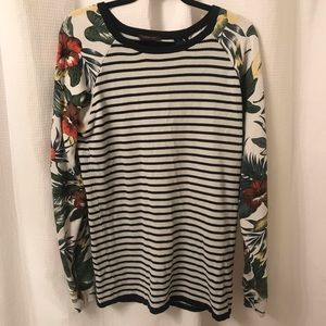 Scotch & Soda Long Sleeve Large Top